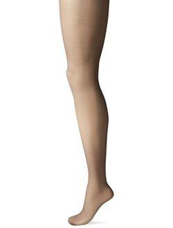 L'eggs Women's Silken Mist Control Top Sheer Toe Panty Hose
