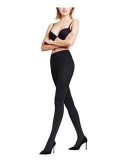 Women's Pure Matt 100 Tights-opaque-91% Polyamide, Parent Asin