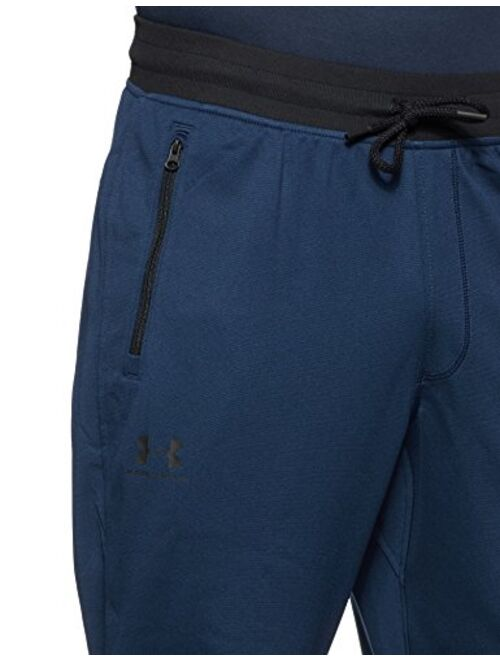 Under Armour Mens Sportstyle Tricot Joggers