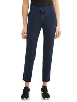 Women's Athleisure Core Knit Pant In Regular And Petite