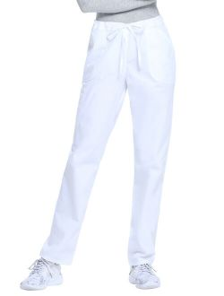 Scrubstar Women's Core Essentials Drawstring Scrub Pant with Rounded Pockets