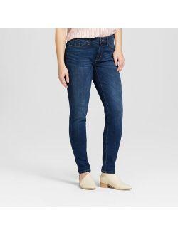 Curvy Skinny Jeans - Universal Thread™ Dark Wash (regular & Plus)