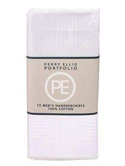 12 Pack Handkerchief