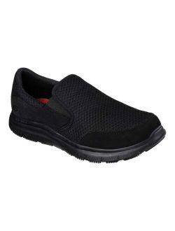 Work Men's Relaxed Fit Flex Advantage Mcallen Slip Resistant Shoe