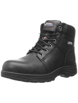 For Work Men's Workshire Relaxed Fit Work Steel Toe Boot