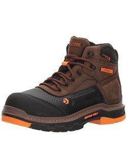 """Men's Overpass 6"""" Composite Toe Waterproof Work Boot"""