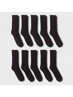 Stant Crew Socks 10pk - Goodfellow & Co 6-12