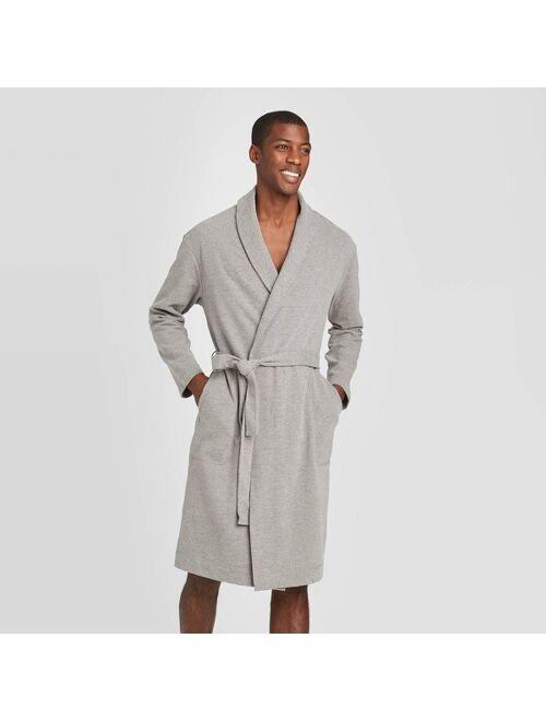 Men's Lightweight Robe - Goodfellow & Co Gray