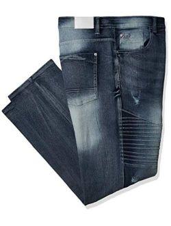 Men's Big And Tall Denim Pants
