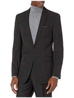 Men's Slim Fit Flex Stretch Suit Separates-custom Jacket & Pant Size Selection