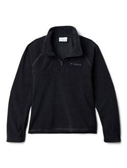 Boys' Glacial Half Zip Fleece Jacket