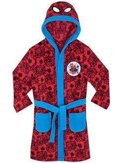 Spiderman Boys' Robe