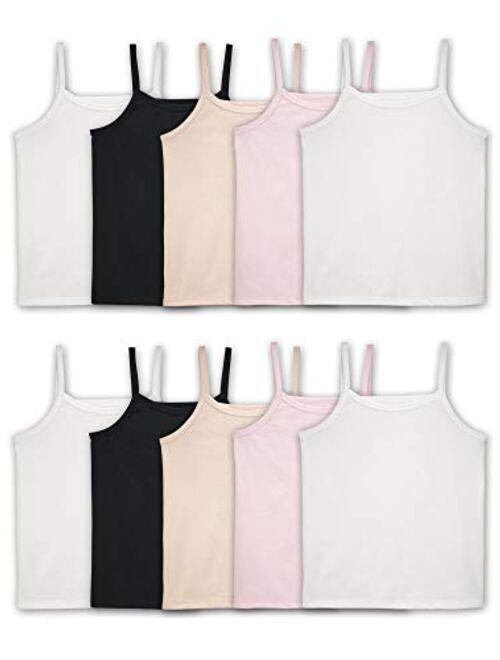 Fruit of the Loom Girls' Undershirts (Camis & Tanks)