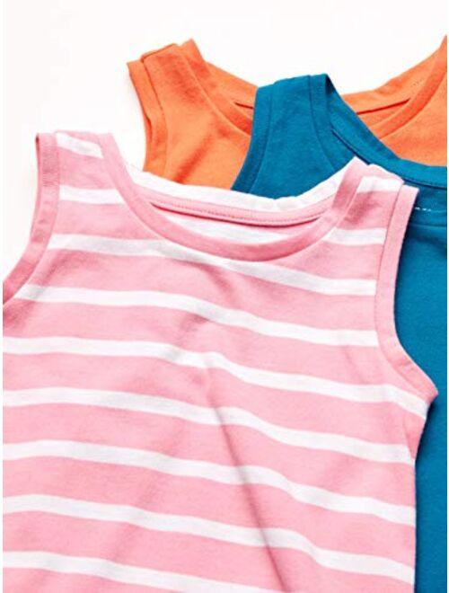 Amazon Essentials Girl's 3-Pack Tank Top