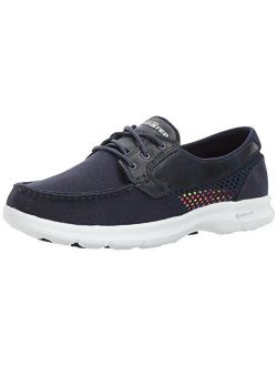 Performance Women's Go Step-naval Boating Shoe