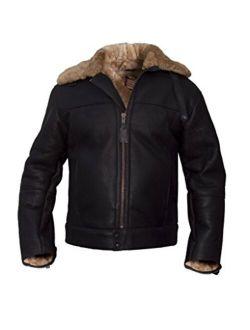 Noble House Stuka Mocca Flight Jacket