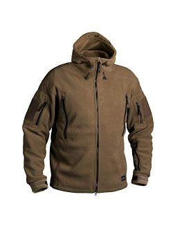 Helikon Patriot Fleece Jacket Coyote size XL