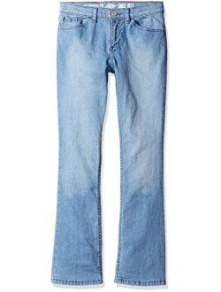 Big Girls Stretch Boot Cut Denim Jean
