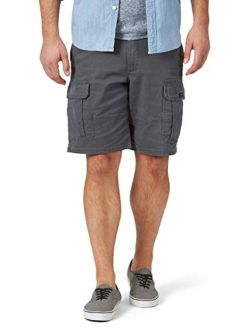 Men's Relaxed Fit At The Knee Flex Cargo Shorts