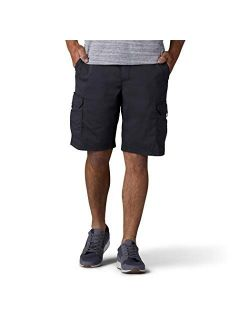 Men's Big And Tall Extreme Motion Crossroad Cargo Short