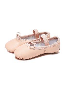 STELLE Premium Authentic Leather Slipper Ballet Shoes
