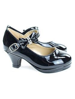 Forever Link Girl's Mary Jane Pump