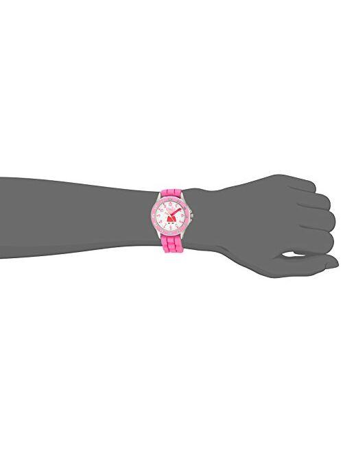 Peppa Pig Kids' PPG9000 Analog Display Japanese Quartz Pink Watch