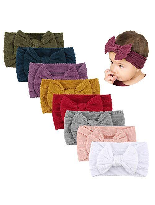 Baby Headband Nylon Headband Glitter Headbands Baby Nylon Headband Baby Girl Headband