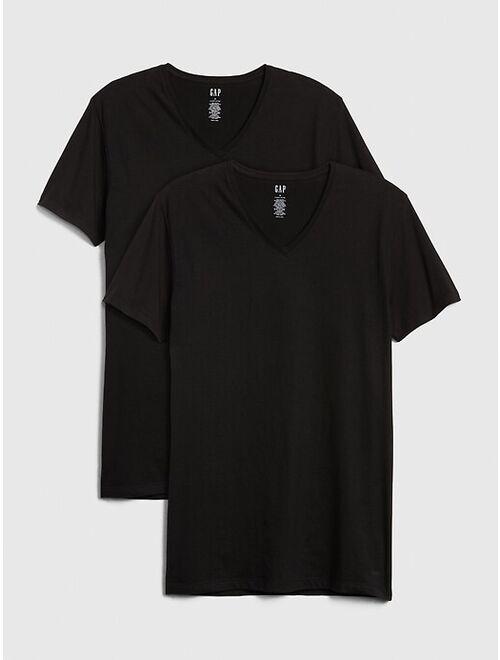 GAP Classic V T-Shirt (2-Pack)