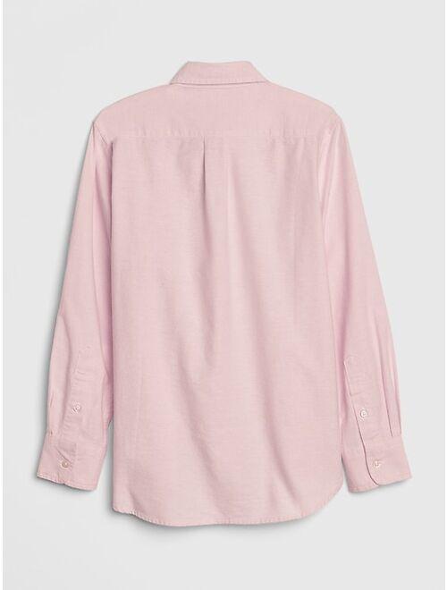 Kids Oxford Button-Down Shirt