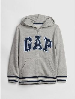S Gap Logo Hoodie Sweatshirt