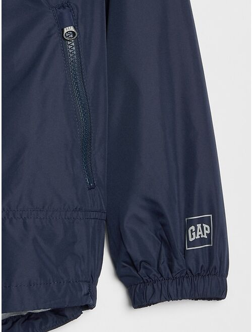 GAP Kids Jersey-Lined Windbuster