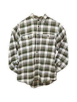 Orvis Men's Big Bear Heavy Weight Flannel