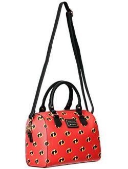 Disney Incredibles Satchel Purse, Crossbody Bag Standard
