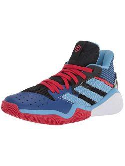 Synthetic Lace Up Harden Stepback Colorful Basketball Shoe