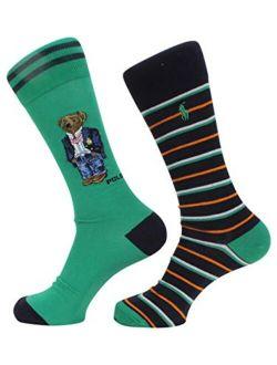 2-pack Bear Quad Socks