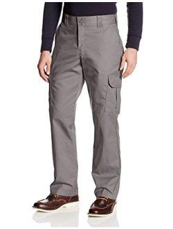 Men's Regular Straight Stretch Twill Cargo Pant