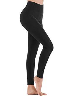 High Waisted Leggings For Women Workout Leggings With Inner Pocket Yoga Pants For Women