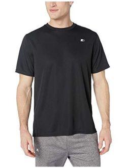 Starter Men's Short Sleeve Classic-Fit Tech T-Shirt, Amazon Exclusive