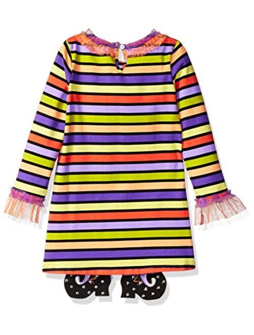 Bonnie Jean Girls' Holiday Dress and Legging Set