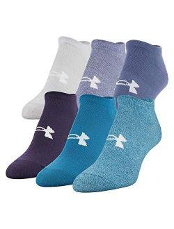 Women's Essential Low Cut Socks, 6-pairs