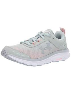 Women's Charged Assert 8 Running Shoe(best For Plantar Fasciitis)