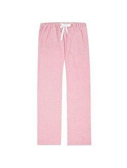 Noble Mount Pajama Pants for Women - 100% Cotton Lounge Pants Women PJ Pants