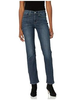 Gold Label Women's Curvy Totally Shaping Straight Jeans