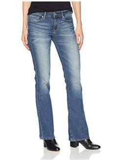 Gold Label Women's Plus Size Modern Bootcut Cobra Jeans