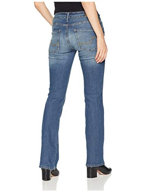 Signature by Levi Strauss & Co. Gold Label Women's Plus Size Modern Bootcut Cobra Jeans