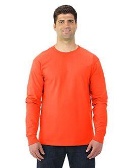 5 Oz. 100% Heavy Cotton Hd Long-sleeve T-shirt (4930)