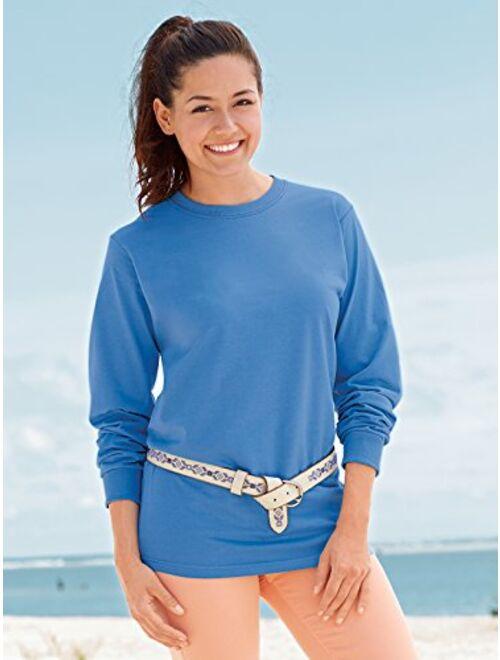 Fruit of the Loom 5 oz. 100% Heavy Cotton HD Long-Sleeve T-Shirt (4930)