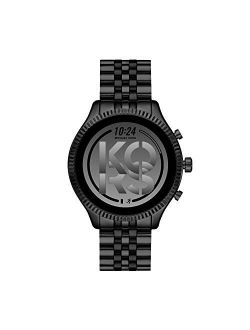 Access Gen 5 Lexington Smartwatch- Powered With Wear Os By Google With Speaker, Heart Rate, Gps, Nfc, And Smartphone Notifications