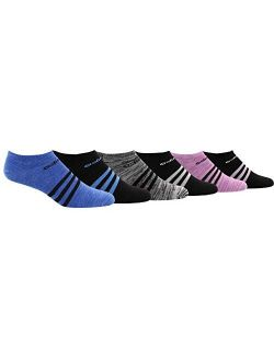 Womens Superlite No Show Socks (6 Pair)